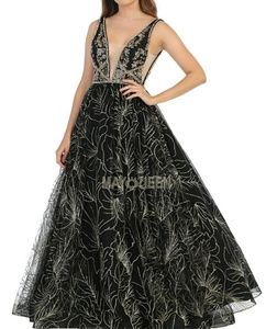 New formal ball gown,evening pageant prom dress